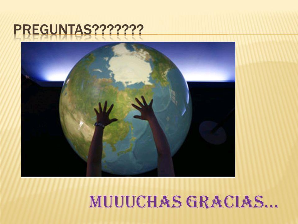 Preguntas Muuuchas Gracias...