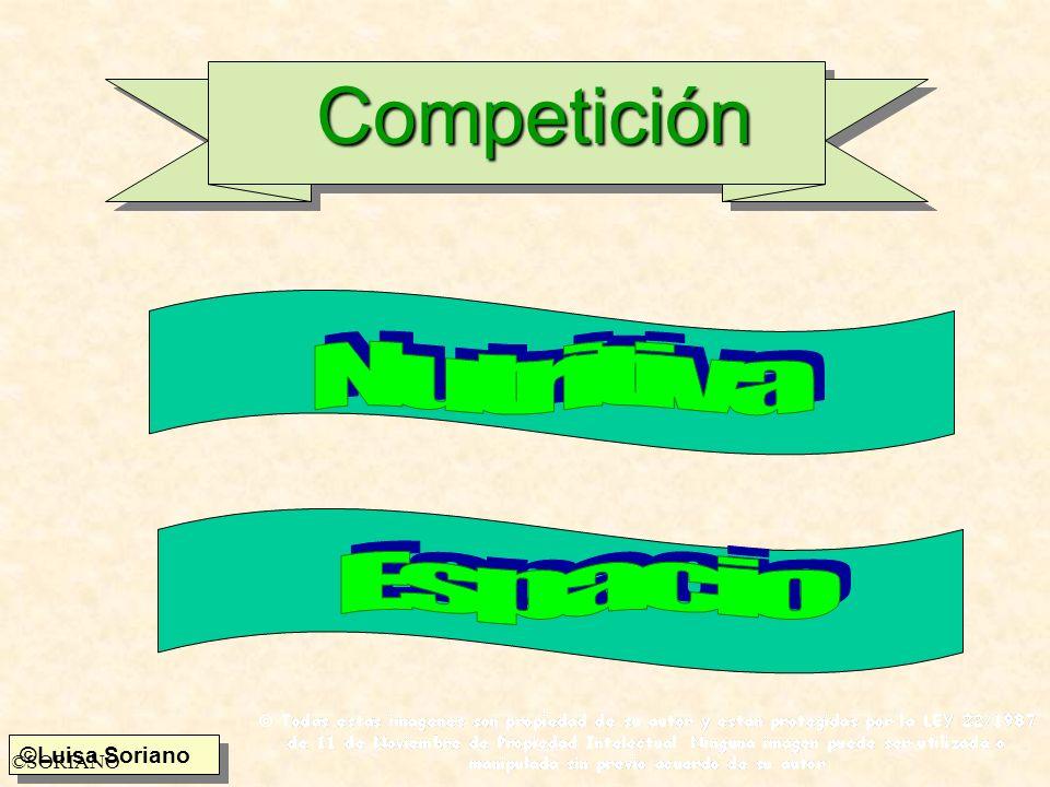 Competición Nutritiva Espacio ©SORIANO