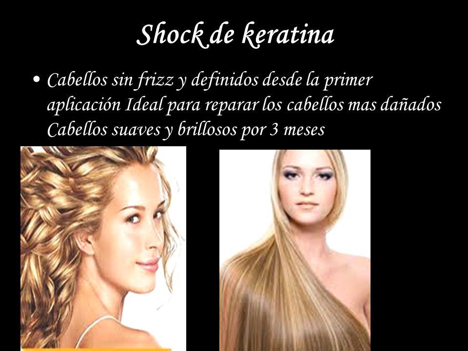 Shock de keratina