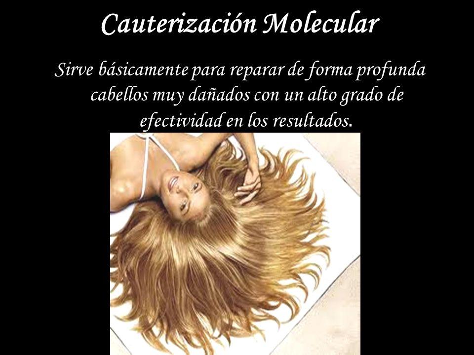 Cauterización Molecular