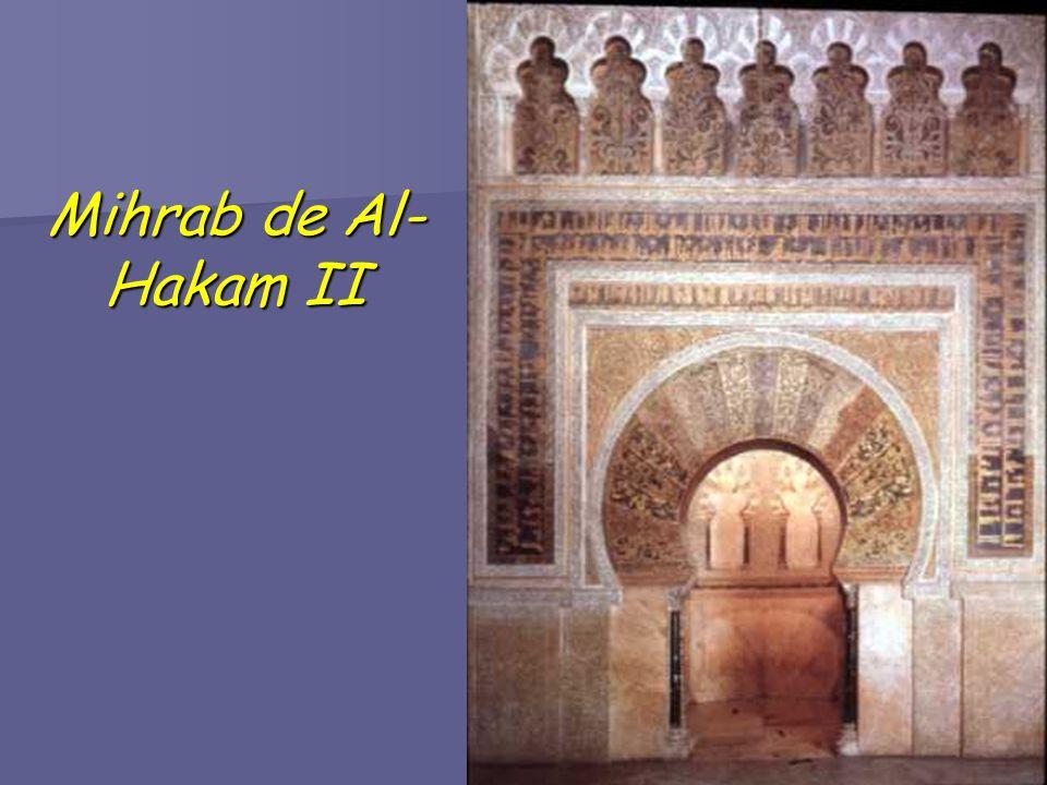 Mihrab de Al-Hakam II