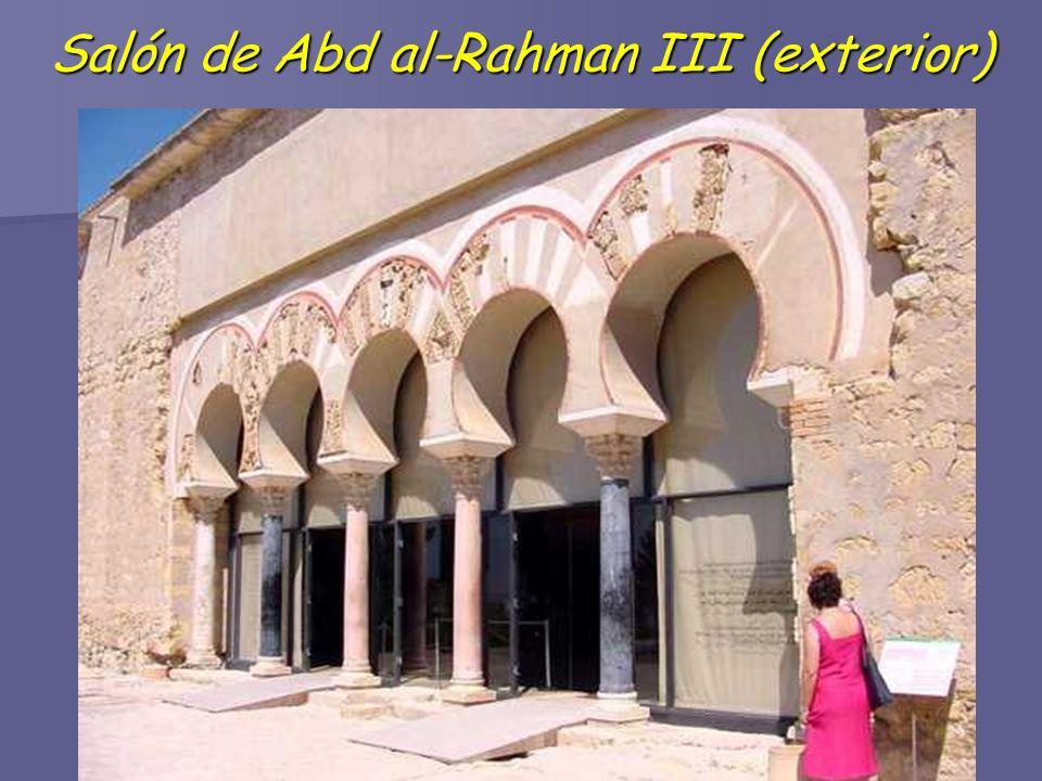 Salón de Abd al-Rahman III (exterior)
