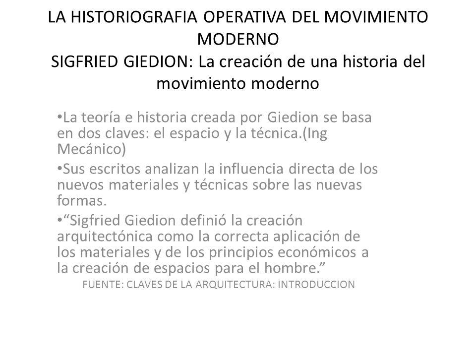 FUENTE: CLAVES DE LA ARQUITECTURA: INTRODUCCION
