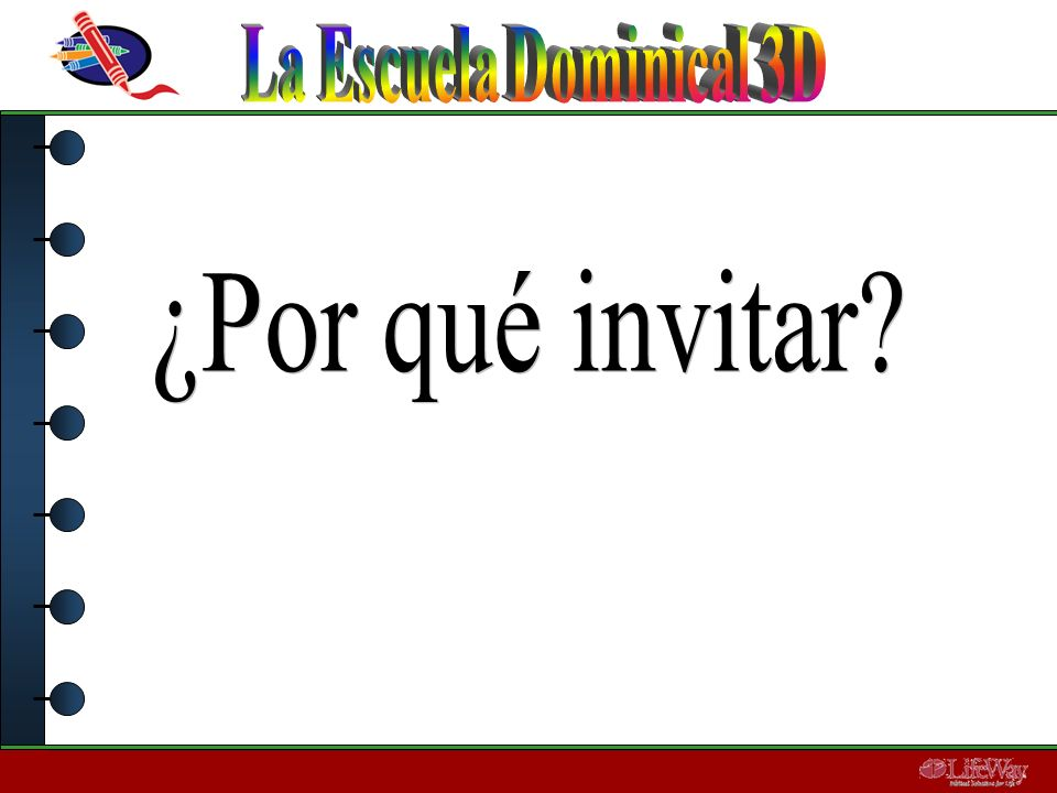 ¿Por qué invitar