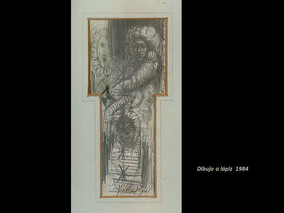 Dibujo a lápiz 1984