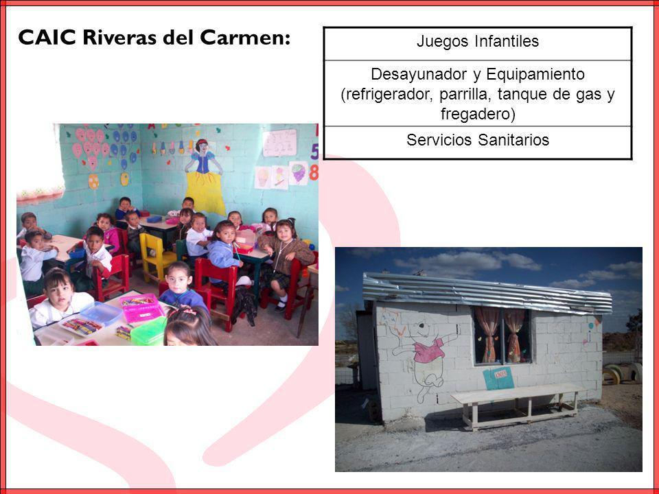 CAIC Riveras del Carmen: