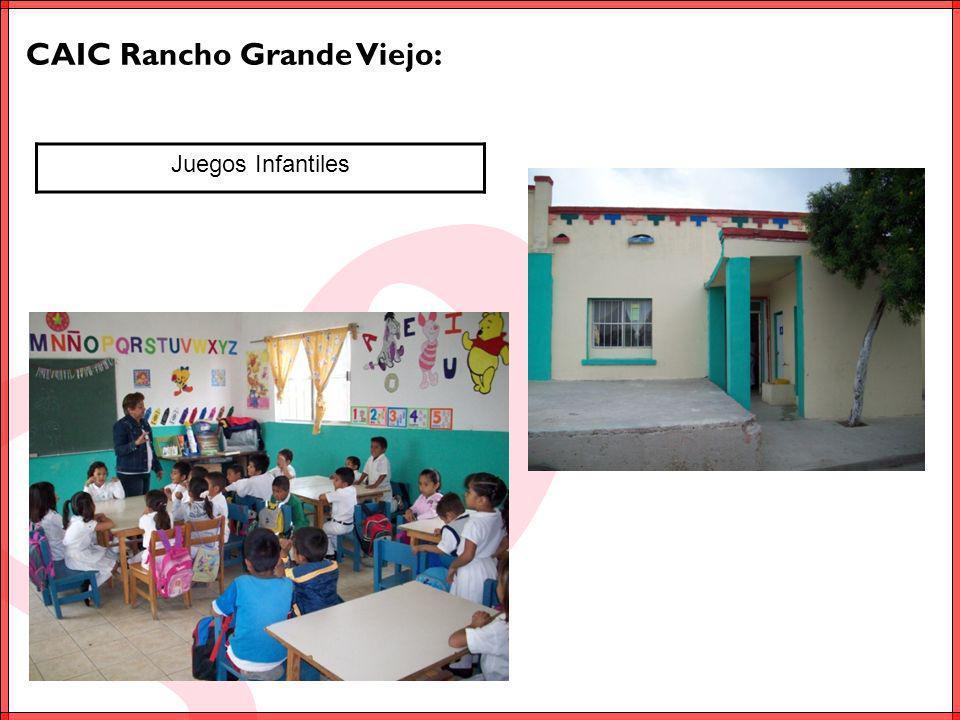 CAIC Rancho Grande Viejo:
