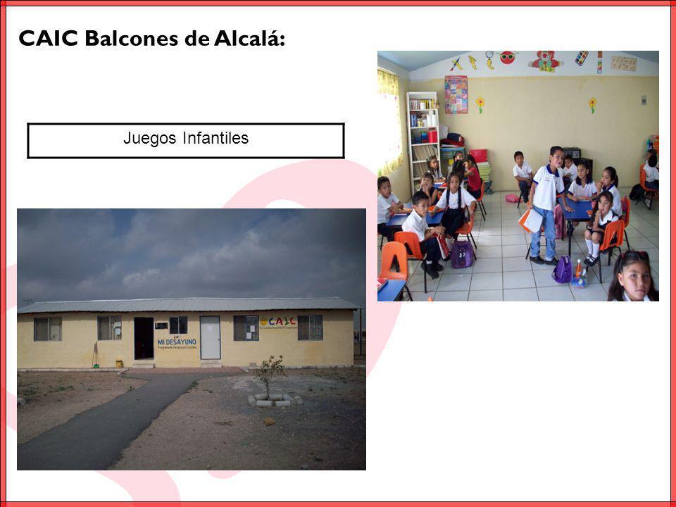 CAIC Balcones de Alcalá:
