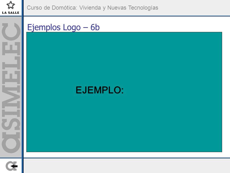 Ejemplos Logo – 6b EJEMPLO: Sistema de Portón corredizo: (ampliación)