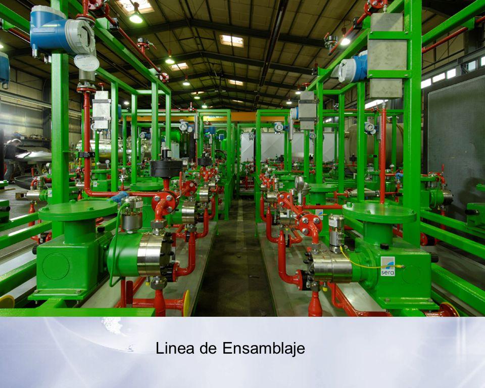 Linea de Ensamblaje
