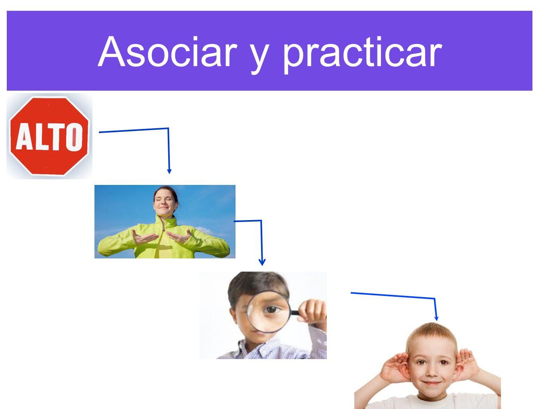 Asociar y practicar