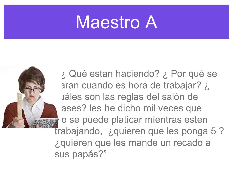 Maestro A