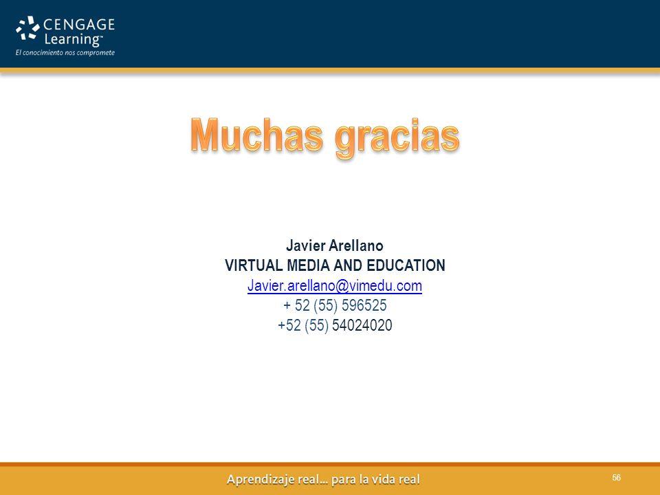 VIRTUAL MEDIA AND EDUCATION