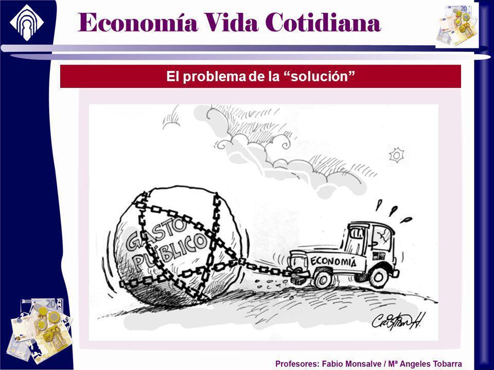 El problema de la solución