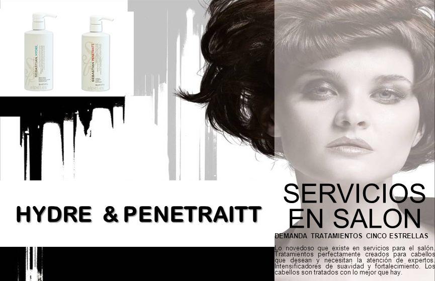 SERVICIOS EN SALON HYDRE & PENETRAITT