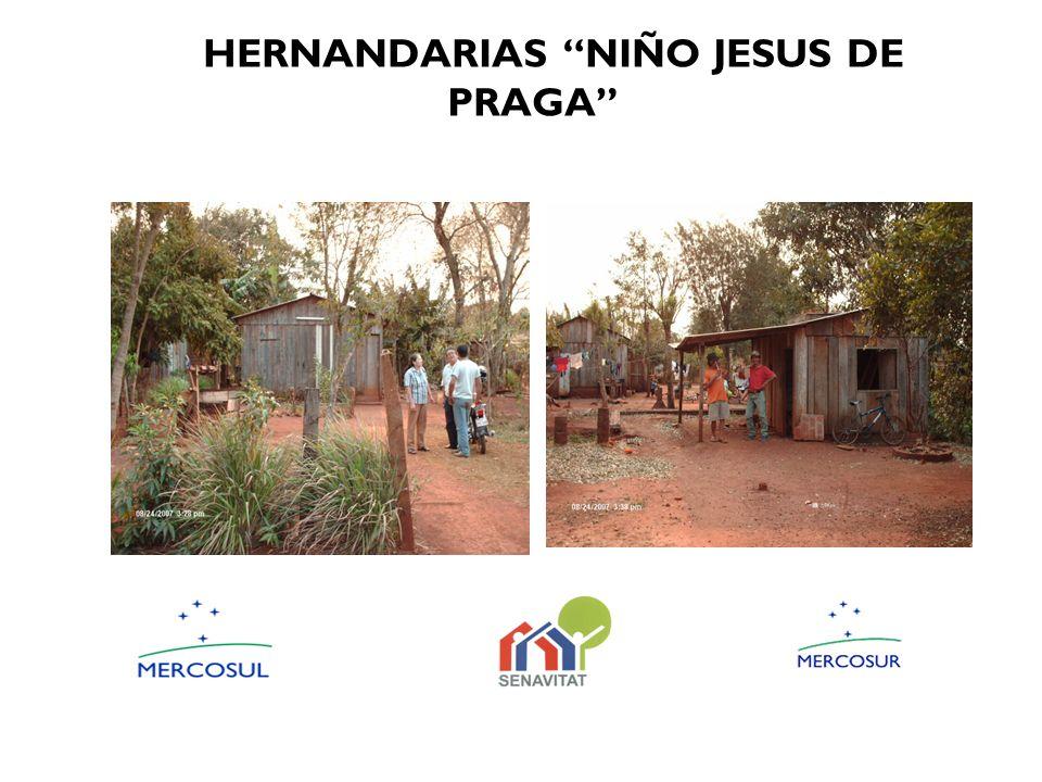 HERNANDARIAS NIÑO JESUS DE PRAGA