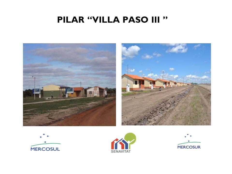 PILAR VILLA PASO III