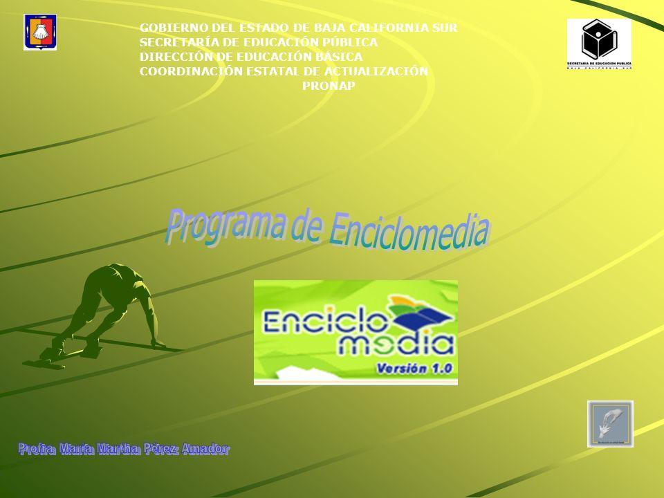 Programa de Enciclomedia