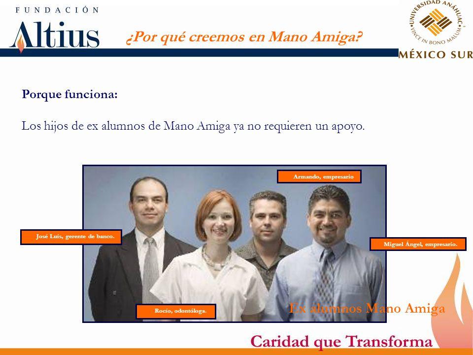 José Luis, gerente de banco.