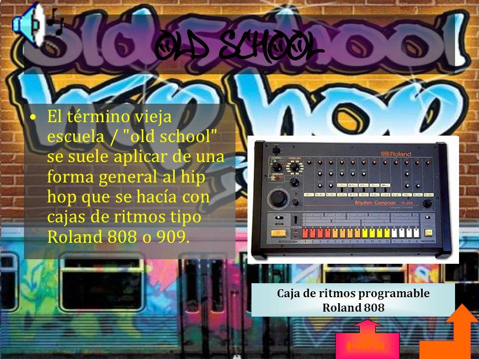 Caja de ritmos programable Roland 808