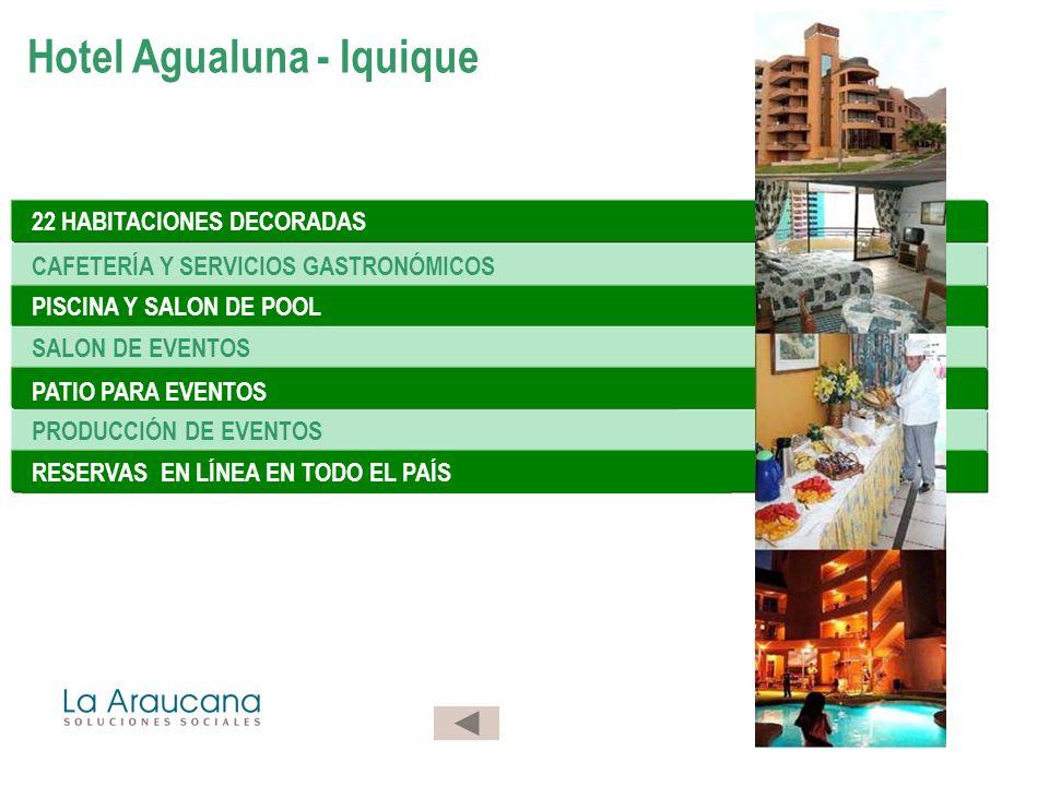 Hotel Agualuna - Iquique