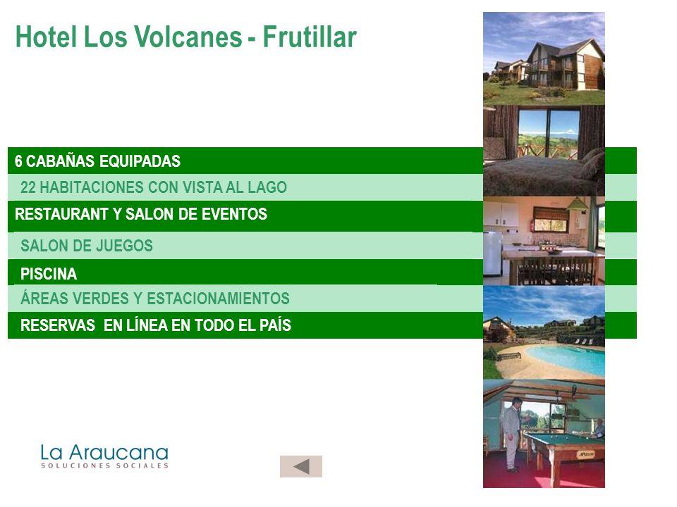 Hotel Los Volcanes - Frutillar