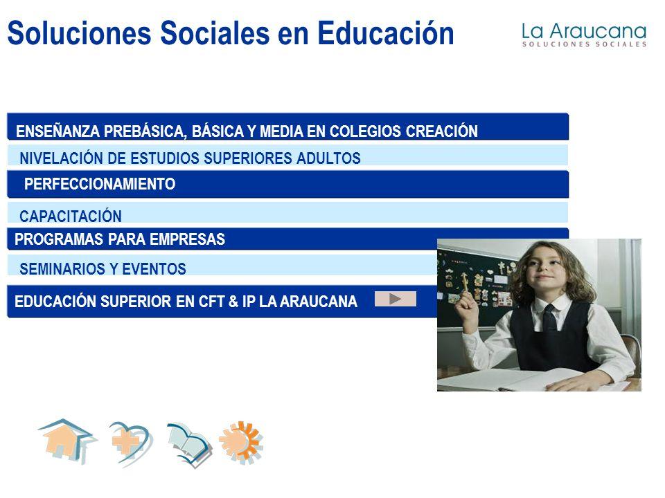 Soluciones Sociales en Educación