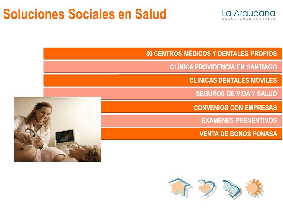 Soluciones Sociales en Salud