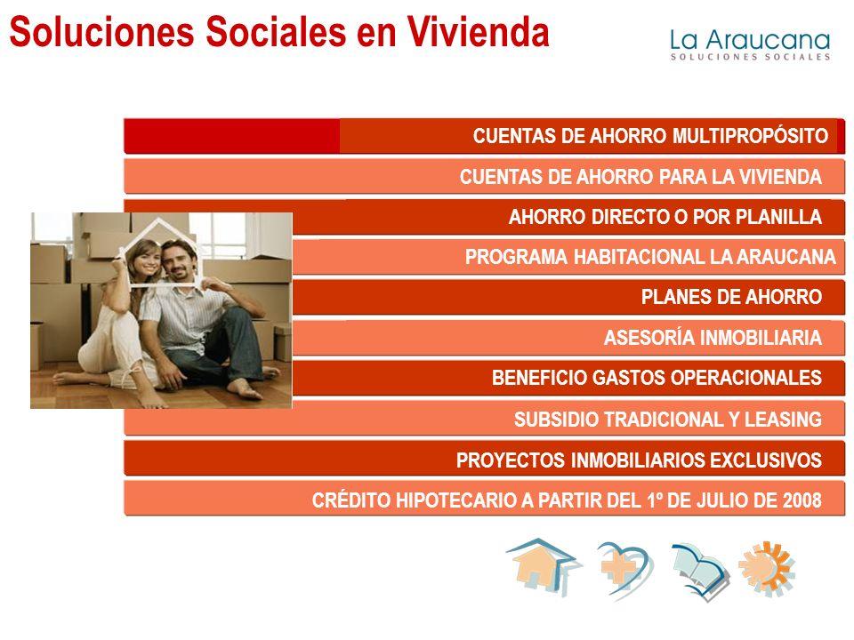 Soluciones Sociales en Vivienda