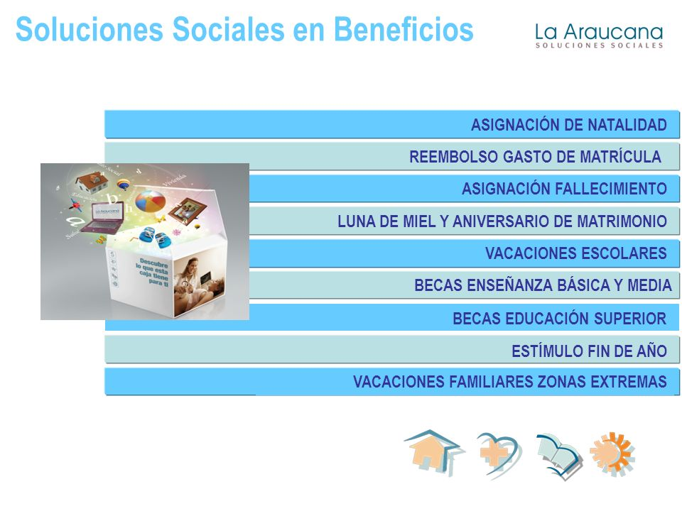 Soluciones Sociales en Beneficios