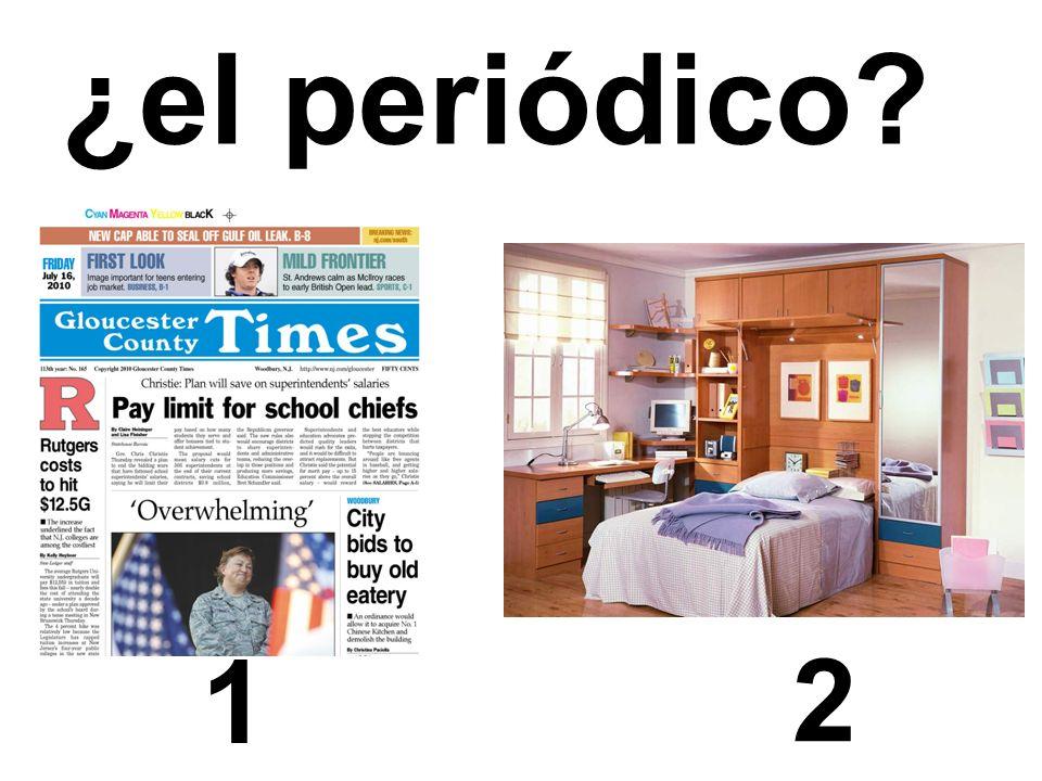 ¿el periódico 1 2