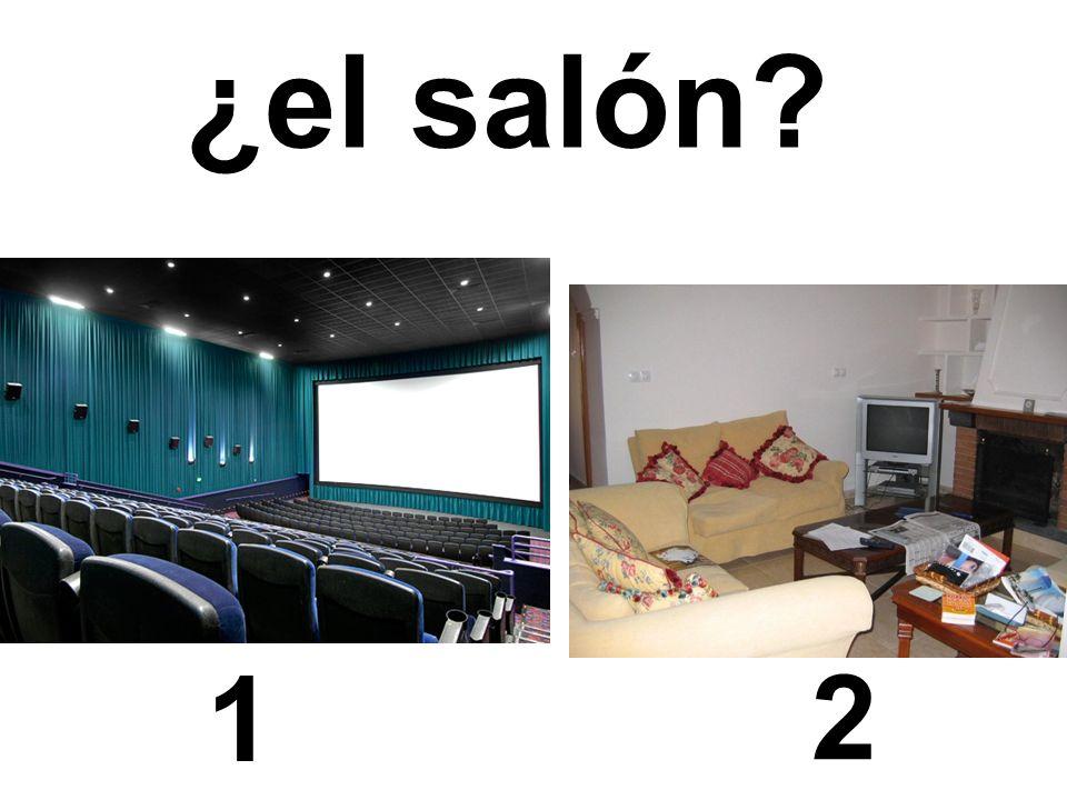 ¿el salón 1 2