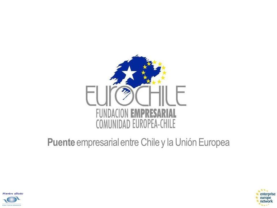 Puente empresarial entre Chile y la Unión Europea
