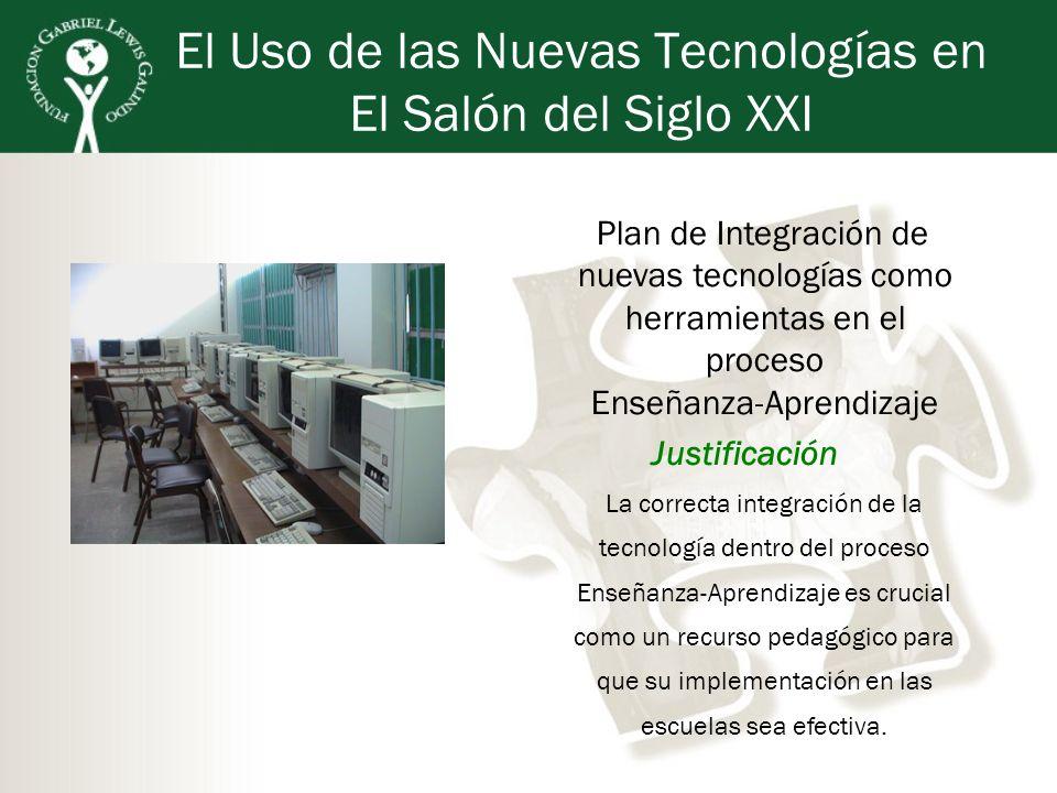 El Uso de las Nuevas Tecnologías en El Salón del Siglo XXI
