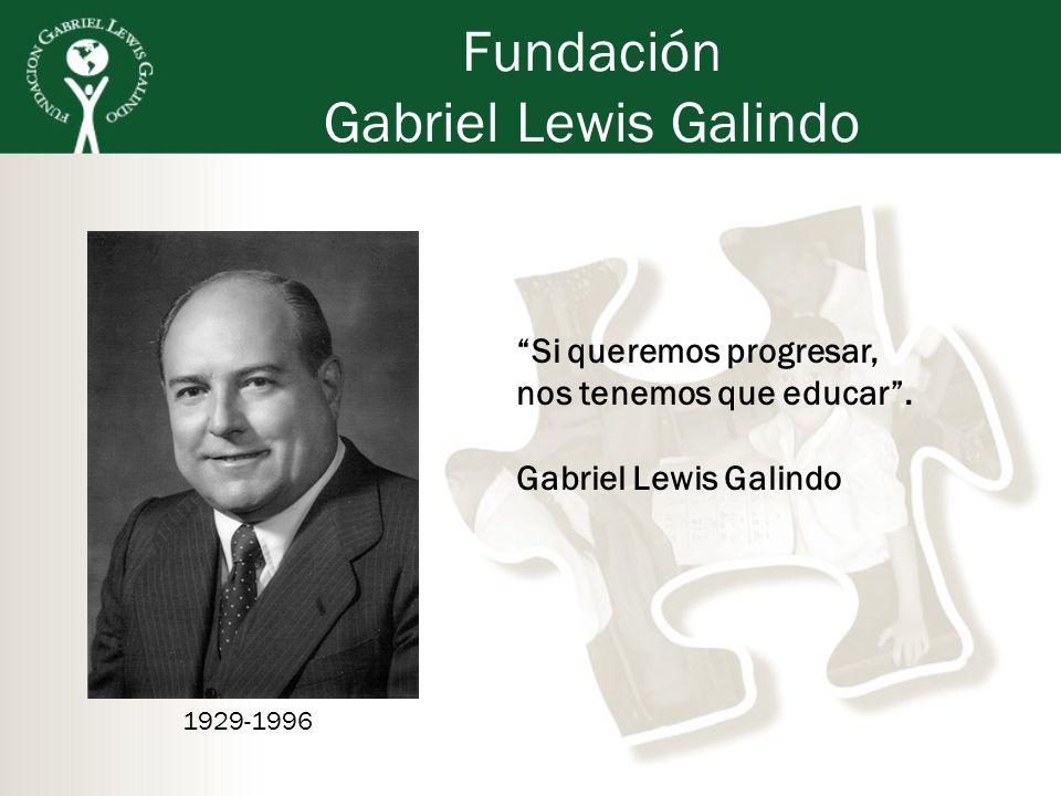 Fundación Gabriel Lewis Galindo