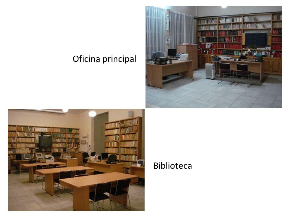 Oficina principal Biblioteca