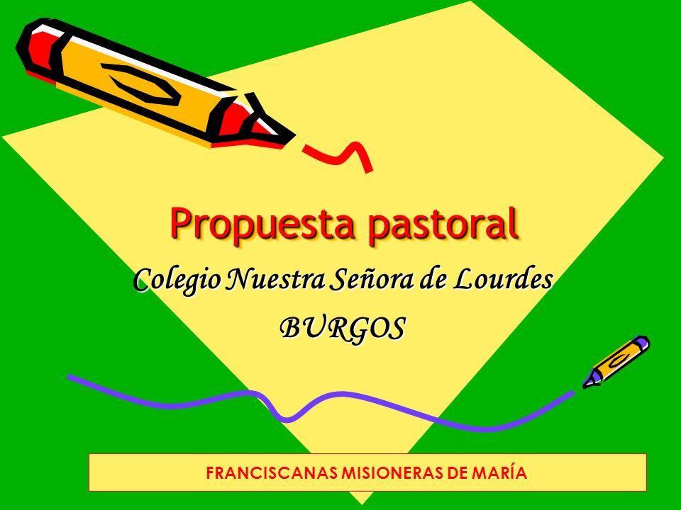 Colegio Nuestra Señora de Lourdes BURGOS
