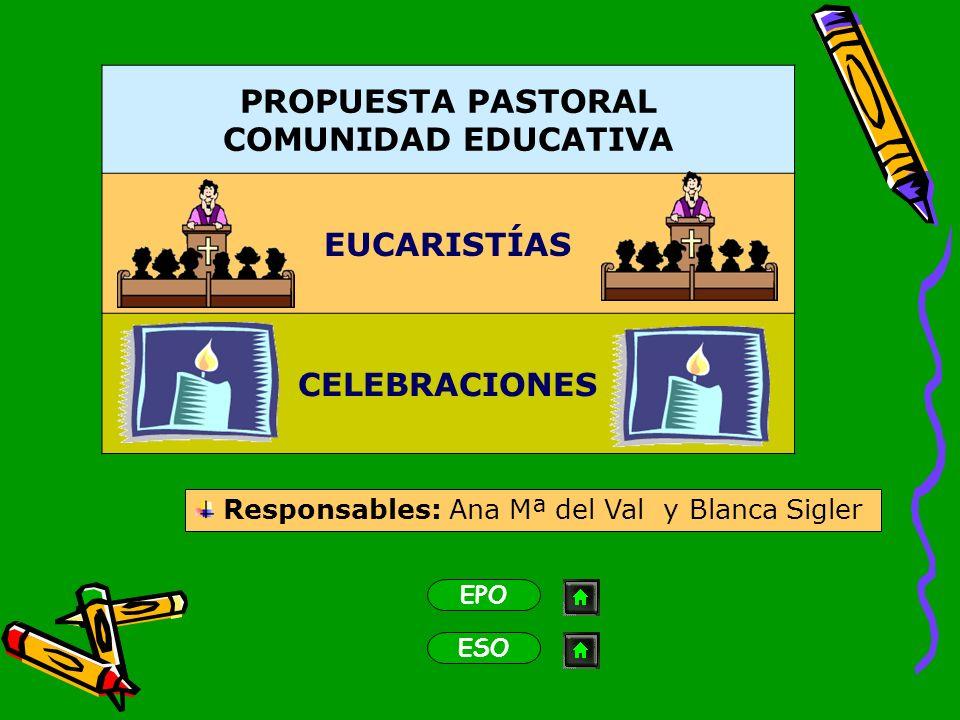 PROPUESTA PASTORAL COMUNIDAD EDUCATIVA