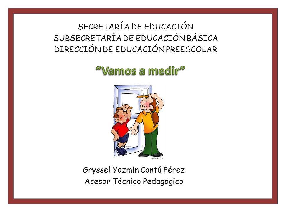 Gryssel Yazmín Cantú Pérez Asesor Técnico Pedagógico