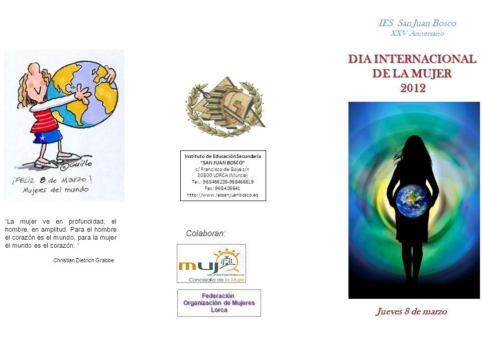 Instituto de Educación Secundaría Organización de Mujeres