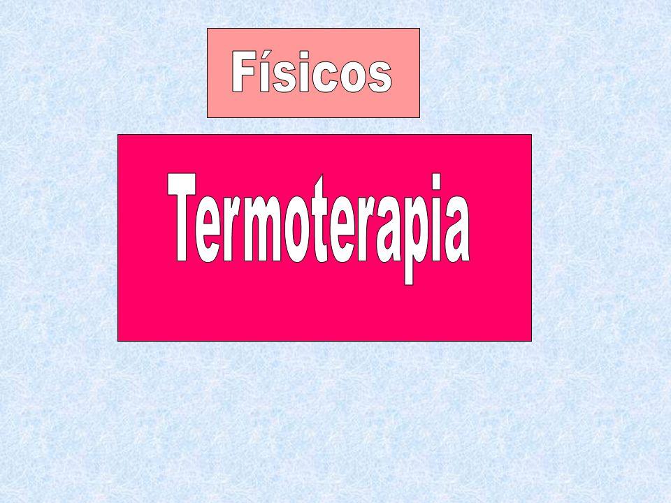 Físicos Termoterapia