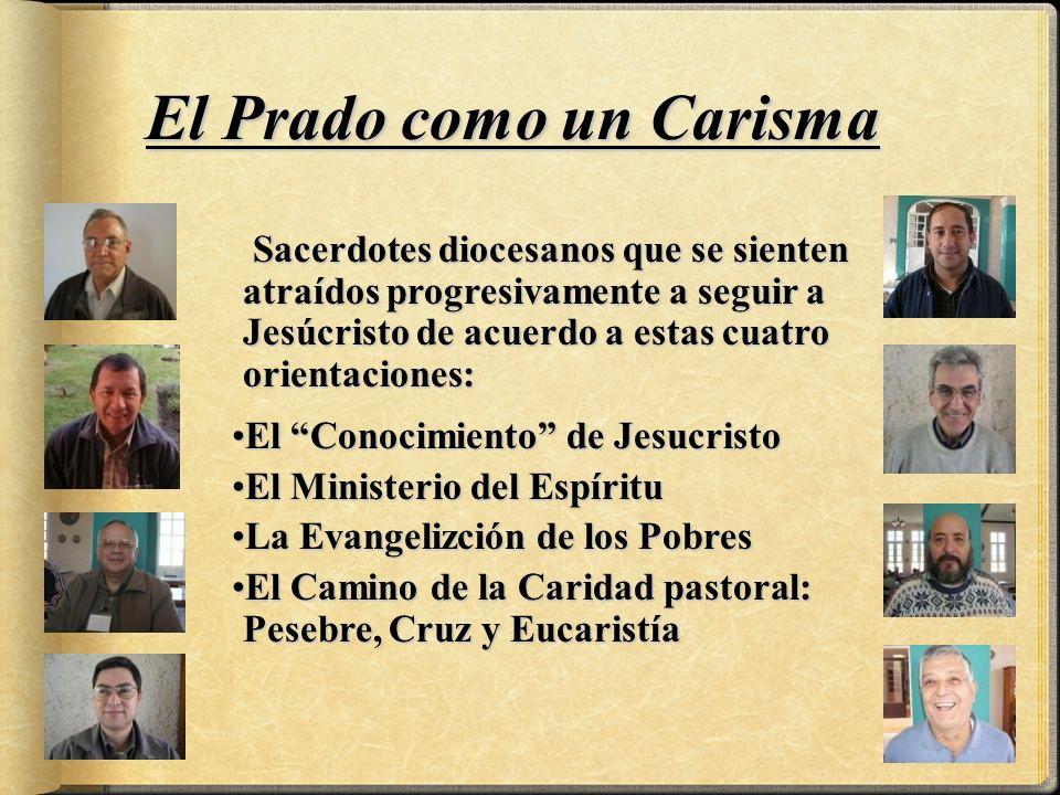 El Prado como un Carisma