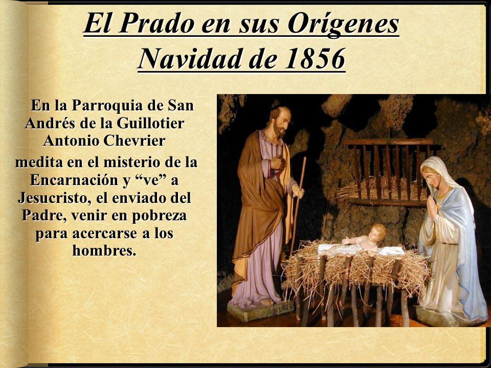 El Prado en sus Orígenes Navidad de 1856