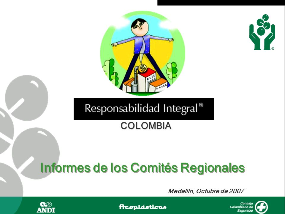 Informes de los Comités Regionales