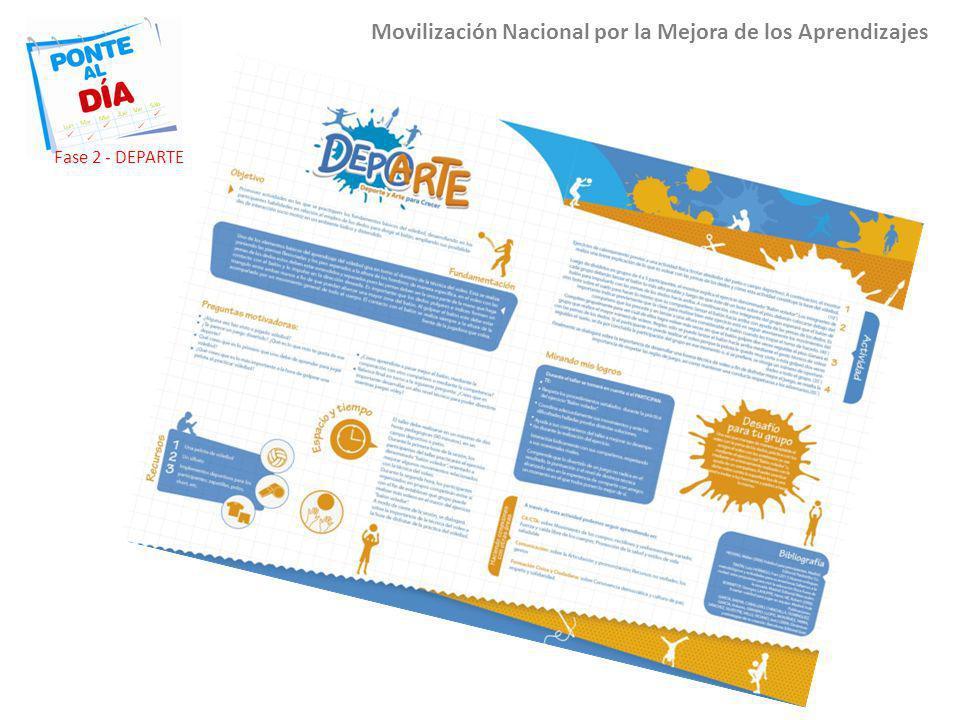 Movilización Nacional por la Mejora de los Aprendizajes