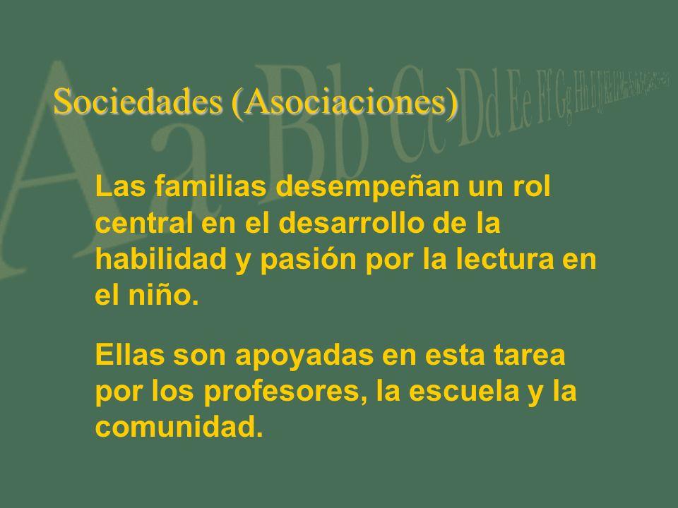 Sociedades (Asociaciones)