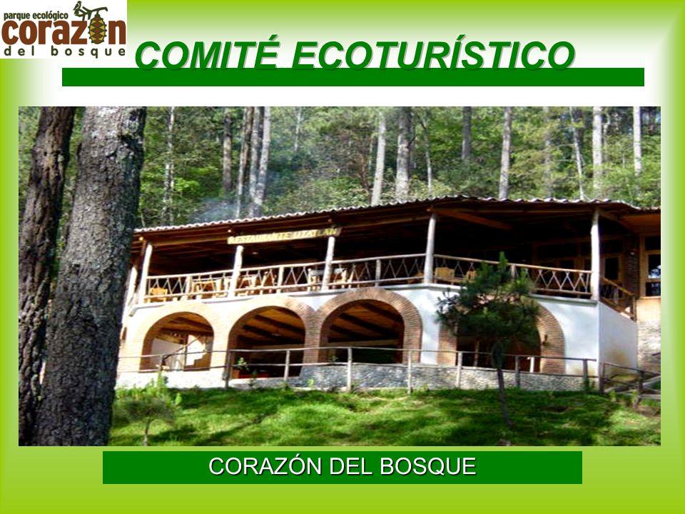 COMITÉ ECOTURÍSTICO CORAZÓN DEL BOSQUE