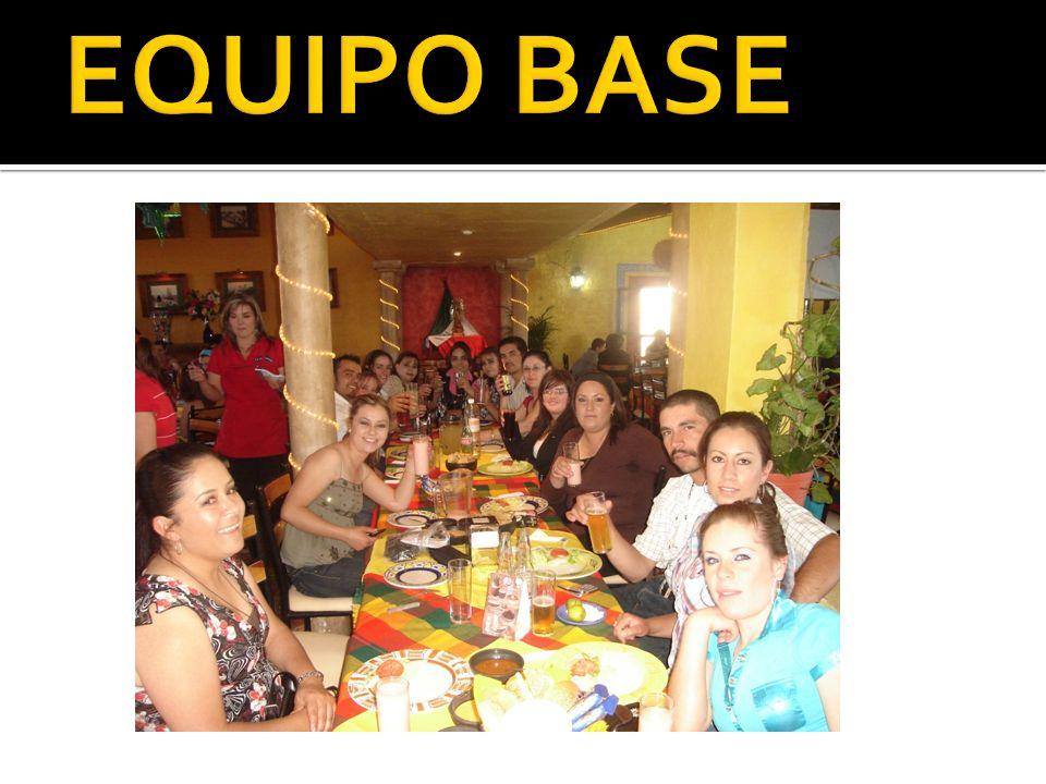 EQUIPO BASE