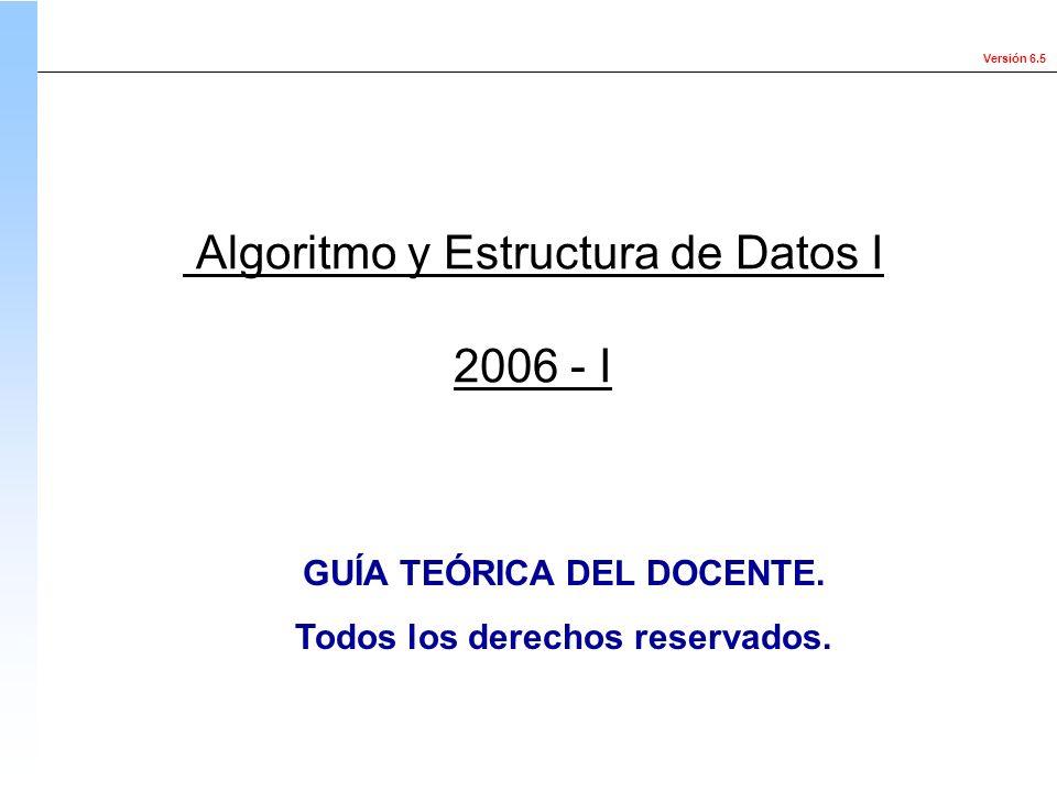 GUÍA TEÓRICA DEL DOCENTE. Todos los derechos reservados.