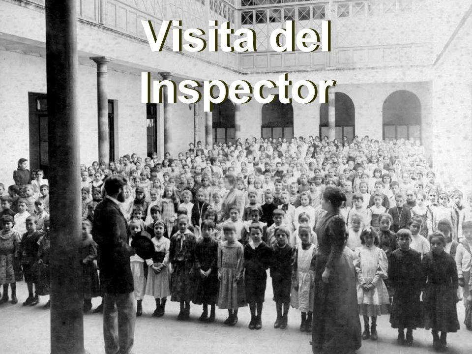 Visita del Inspector